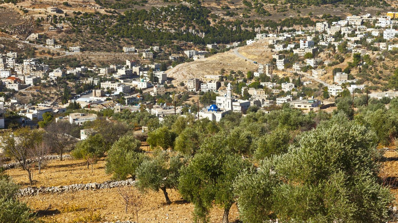 Voyage à Ajloun