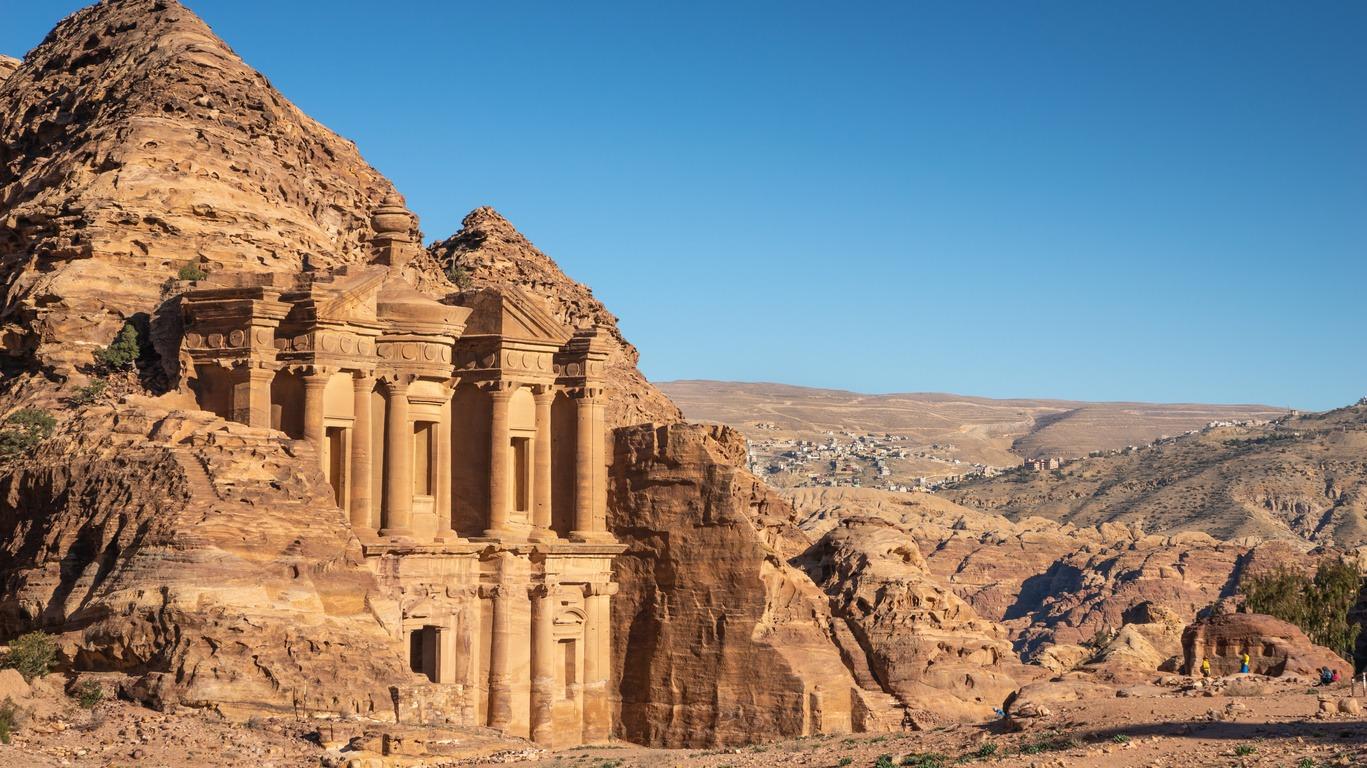 Circuit privé en Jordanie