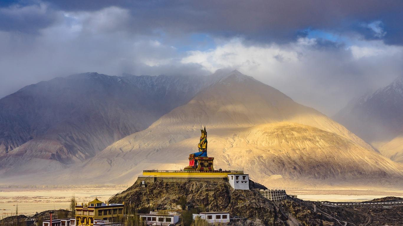 Voyages dans le Ladakh
