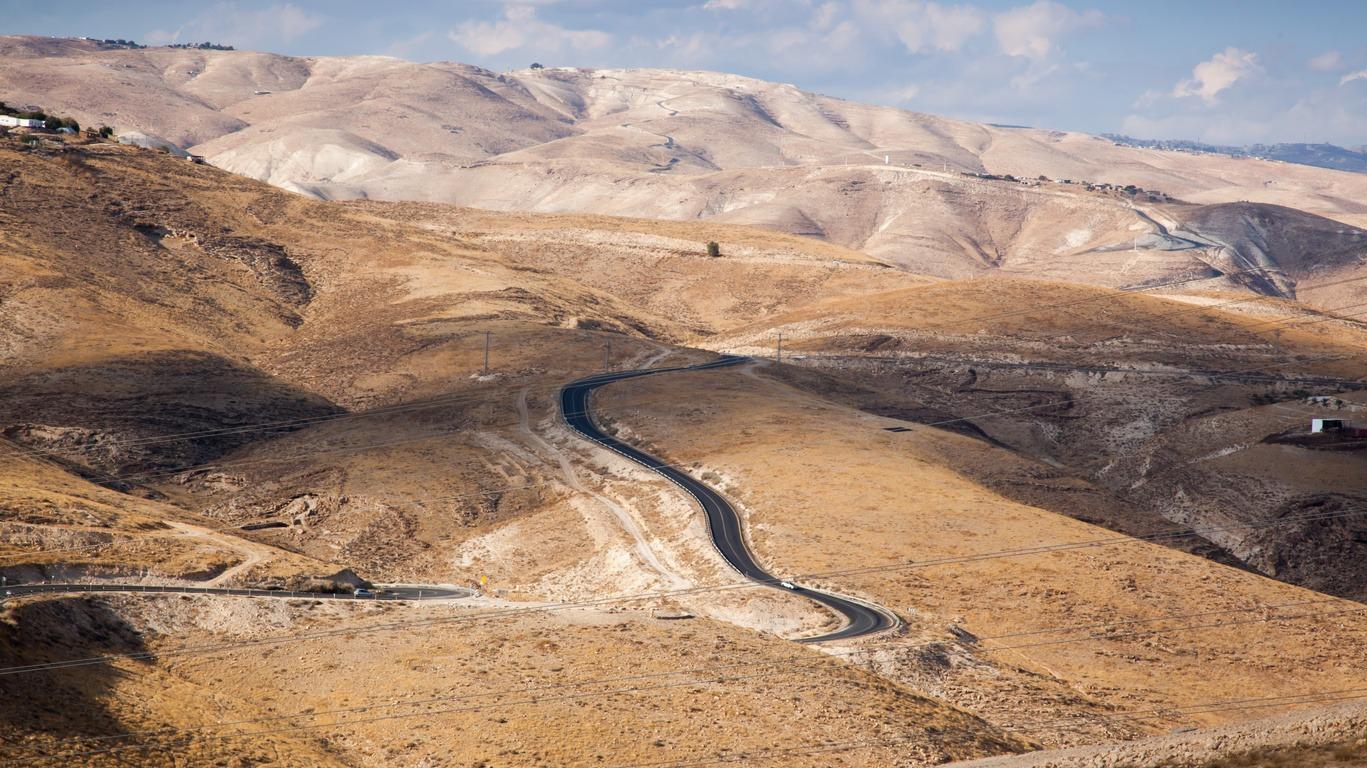 Circuit en autotour en Jordanie