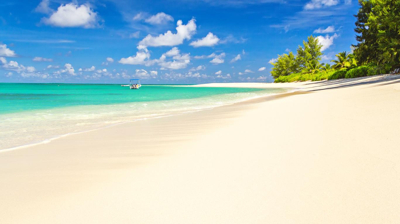 Voyage à Denis Island (Île de Denis)