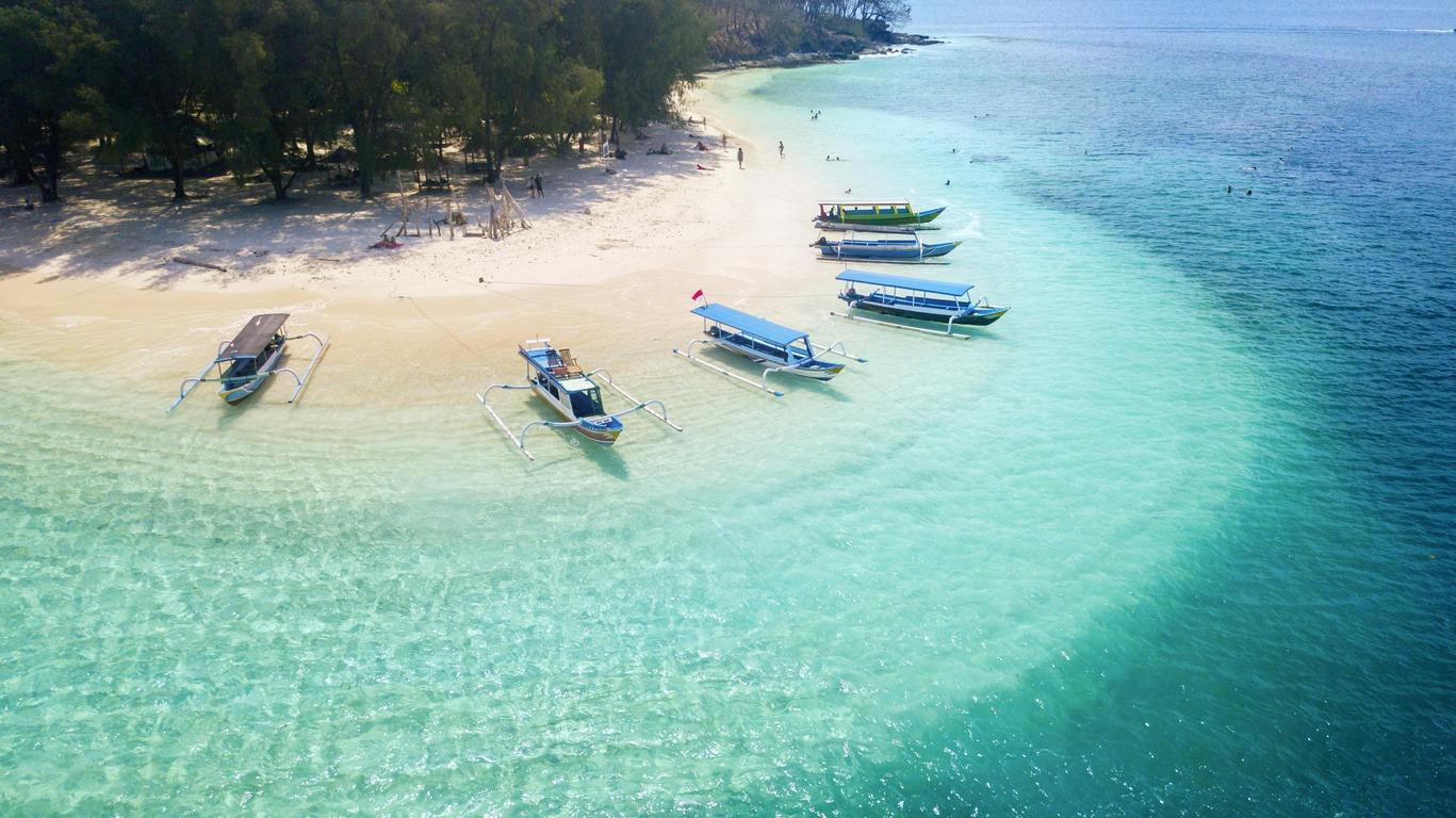 Voyage à Lombok