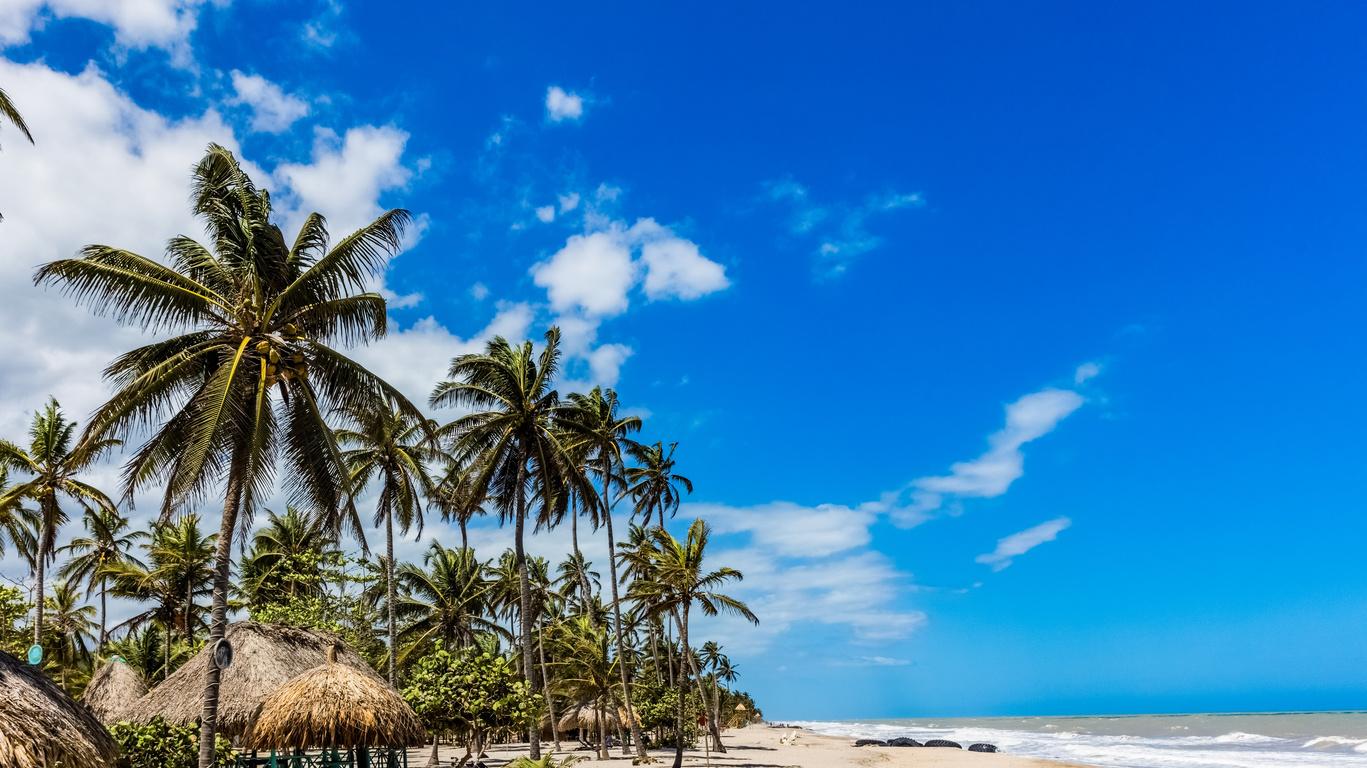 Voyage sur la côte Caraïbes (Colombie)