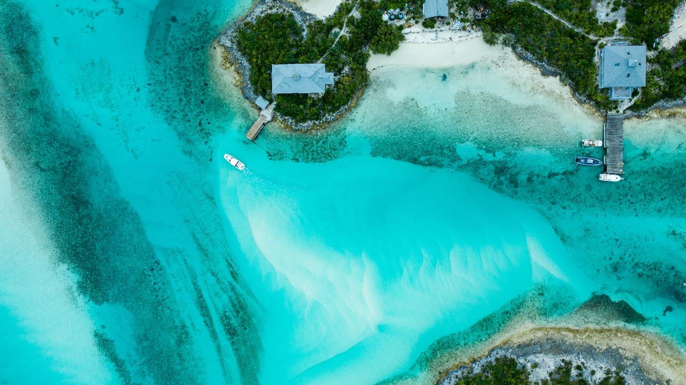 Voyage aux îles Exumas