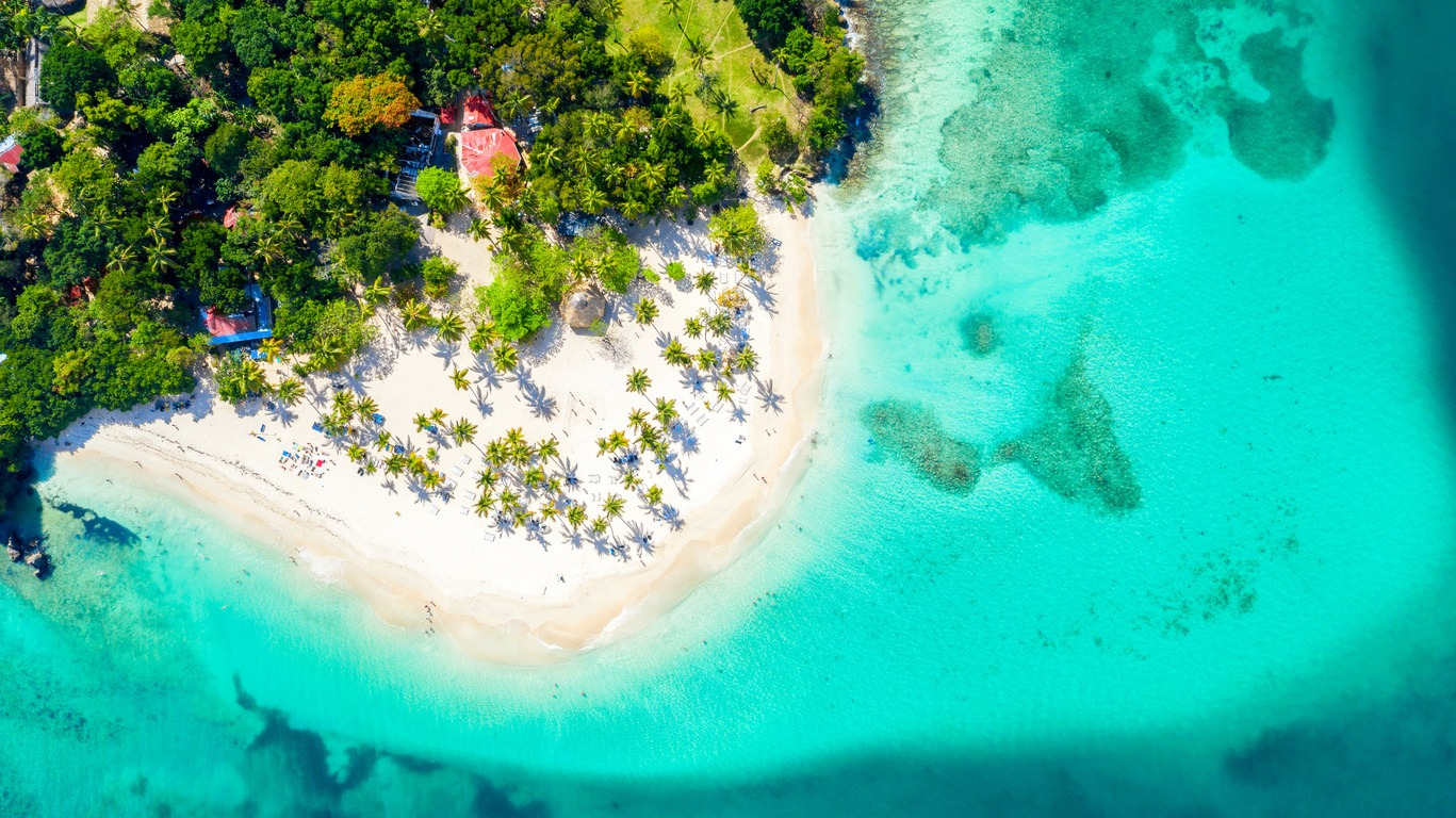 Voyage Caraïbes