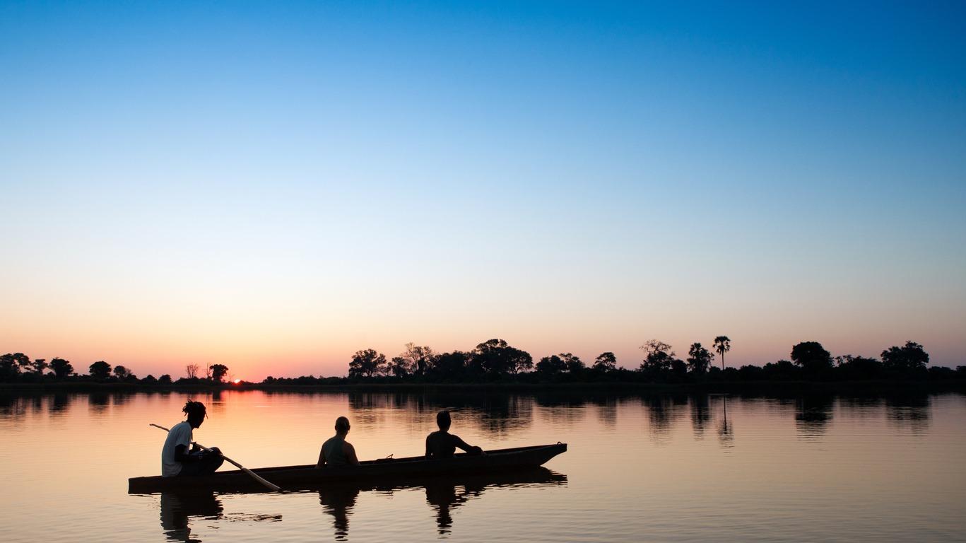 Voyage dans le Delta de l'Okavango