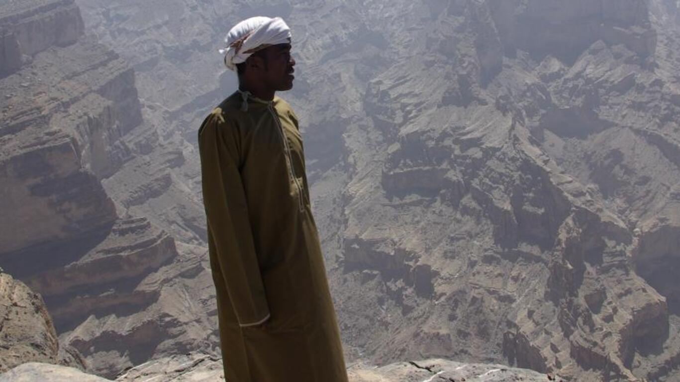 Circuit accompagné à Oman
