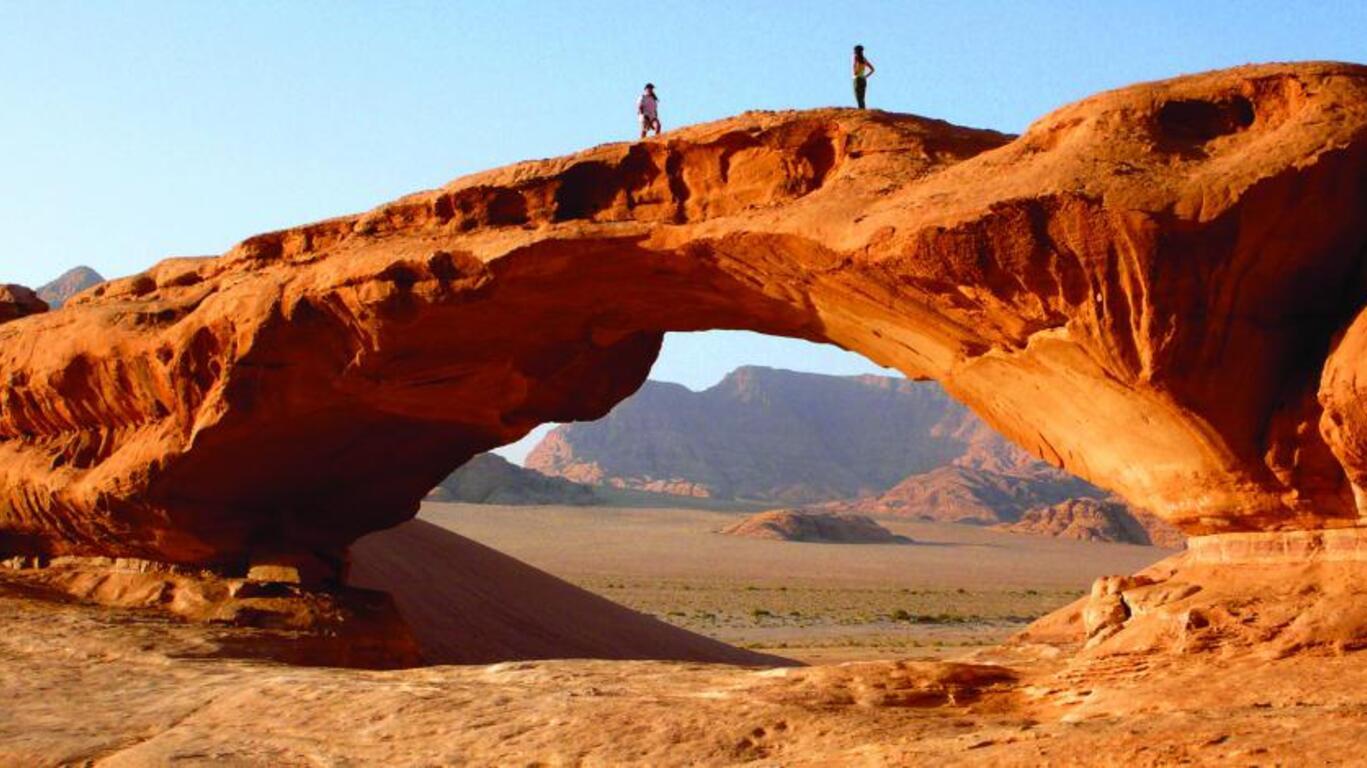 Voyages combinés Jordanie et Israël