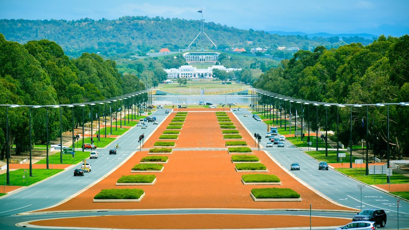 Voyage à Canberra