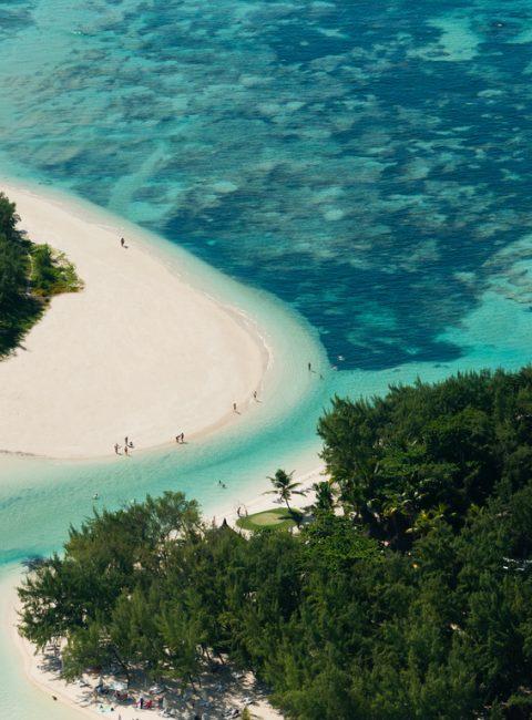 Côte Est de l'Île Maurice