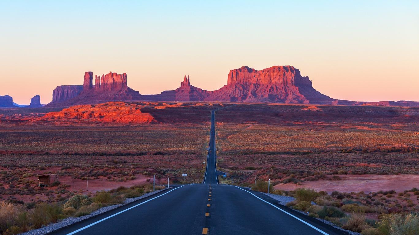 Voyage en groupe dans l'Ouest des Etats-Unis