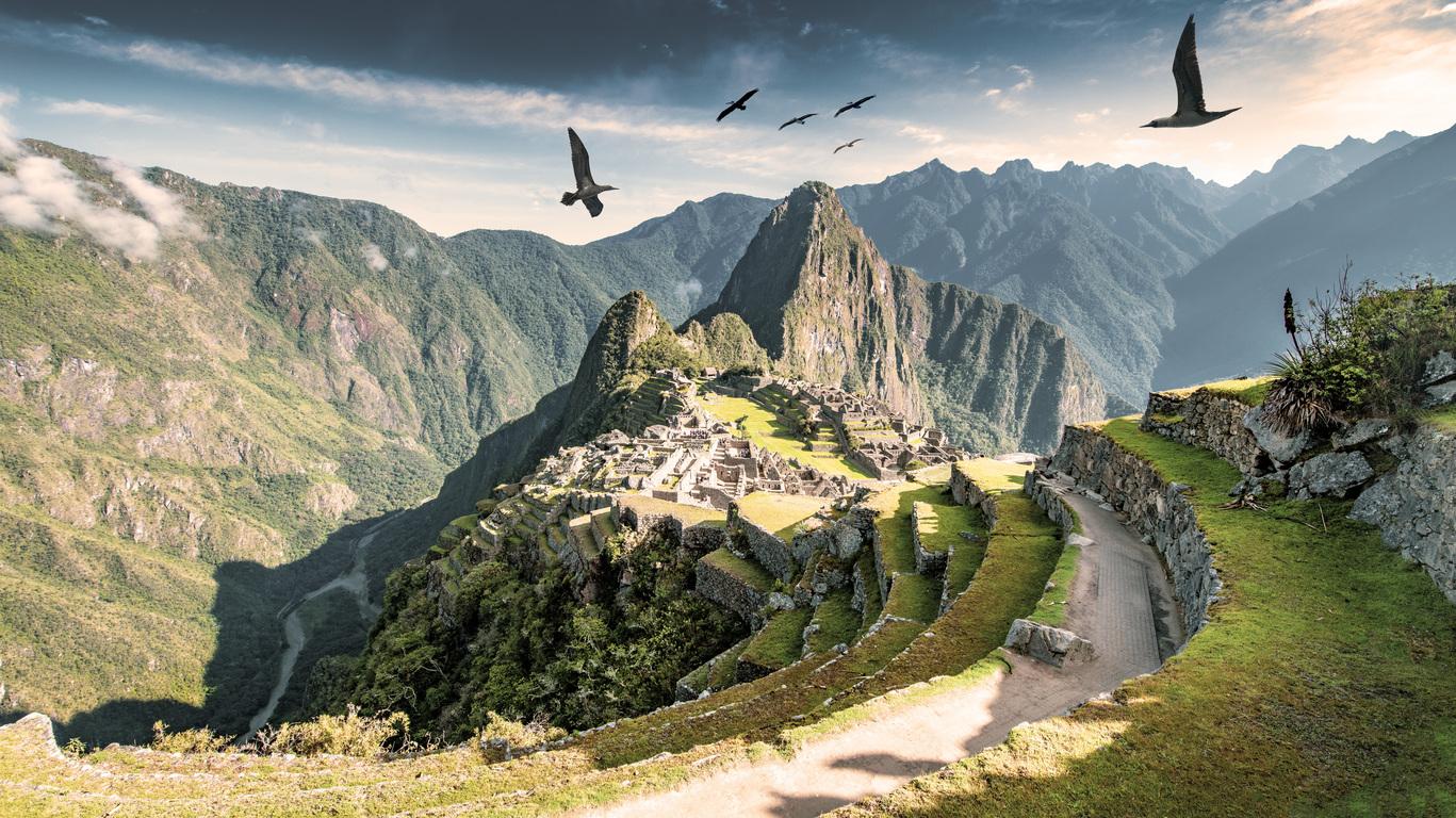 Voyage au Machu Picchu