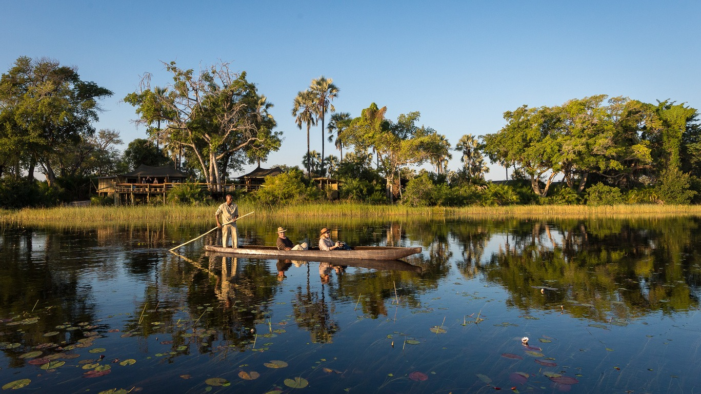 Combinés au Botswana