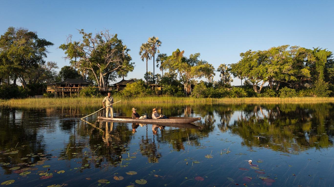 Voyage Aventure au Botswana