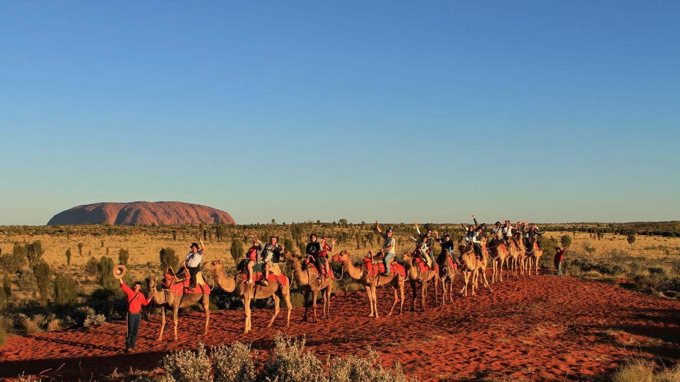 Voyagez sans conduire en Australie
