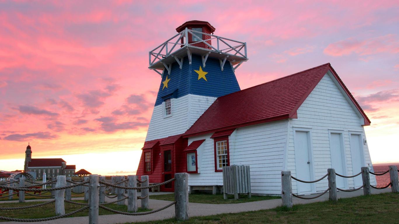 Voyages en Acadie