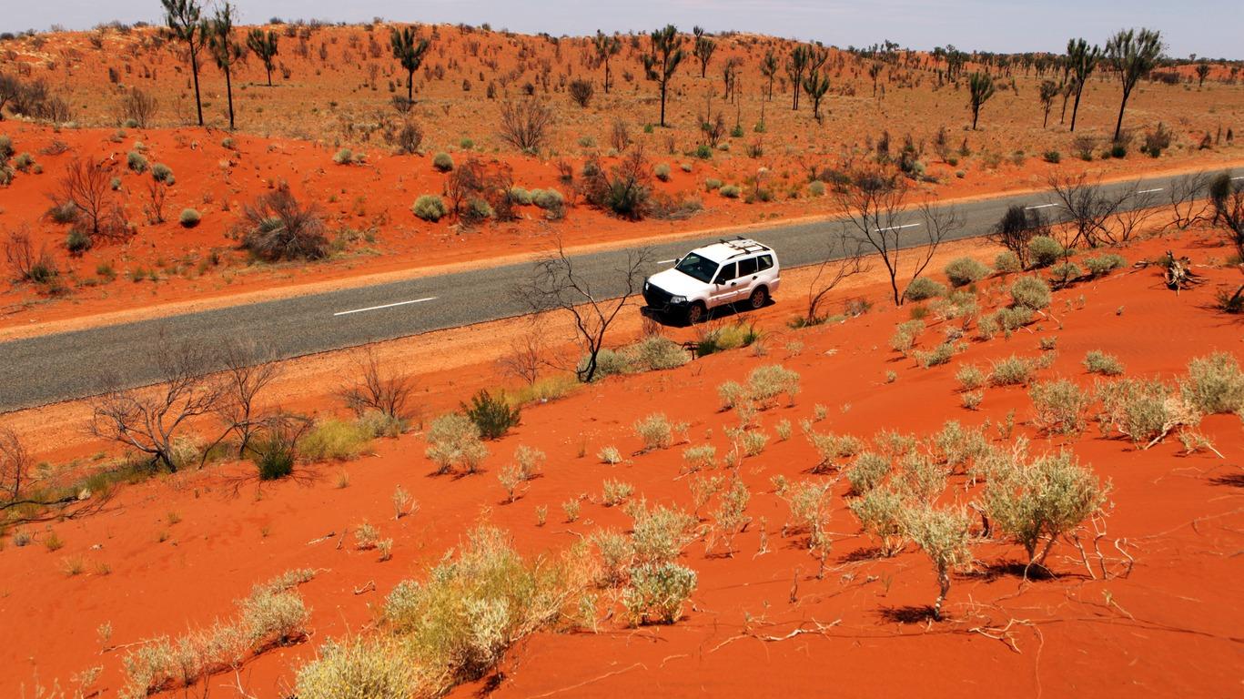 Autotour en Australie