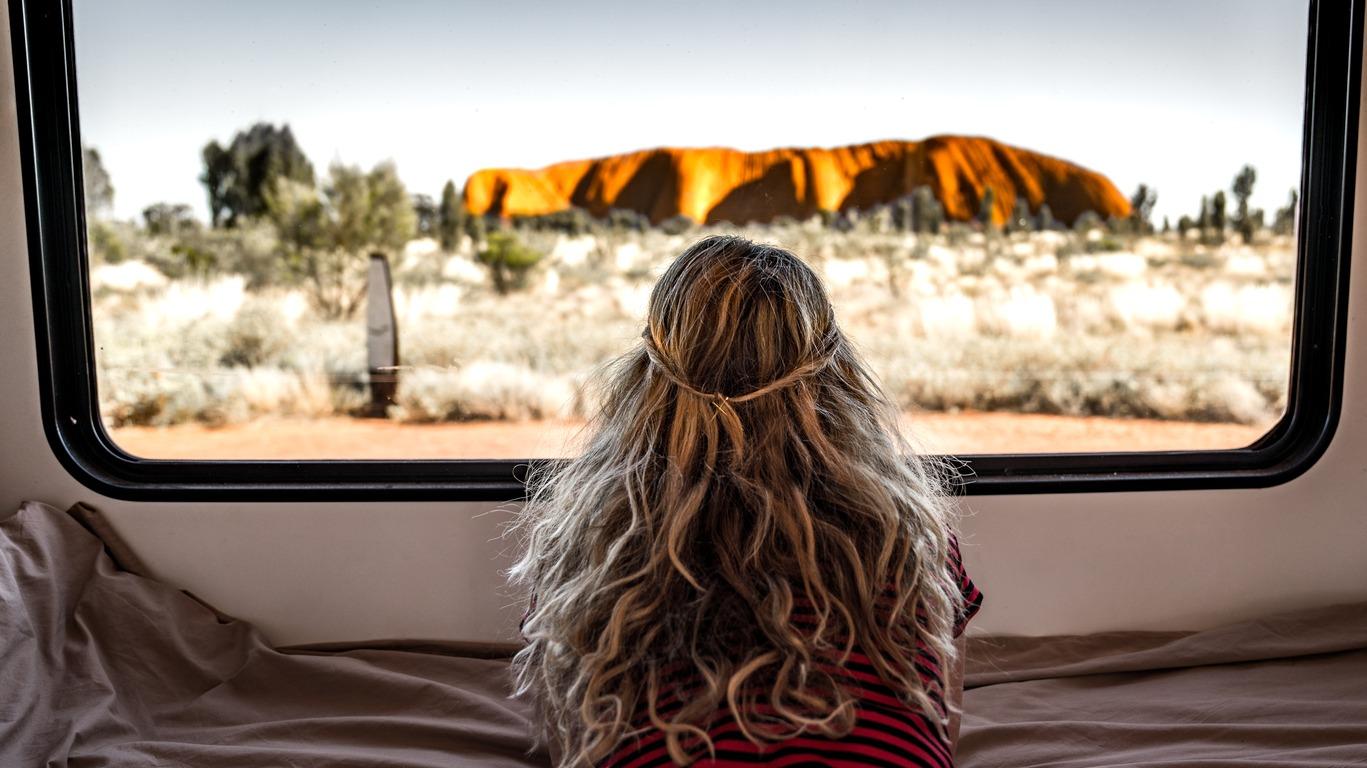 Circuit en Camping Car en Australie