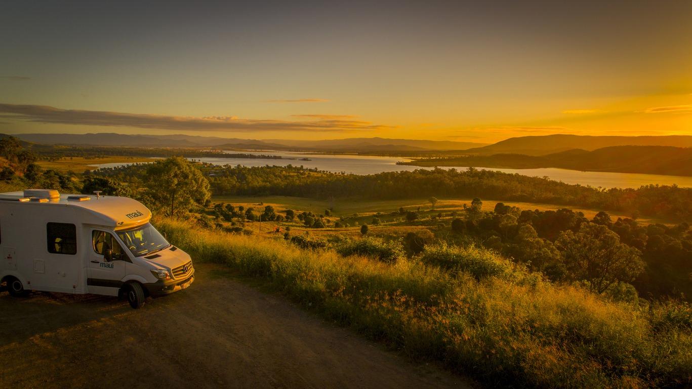 Circuit en camping-car en Australie