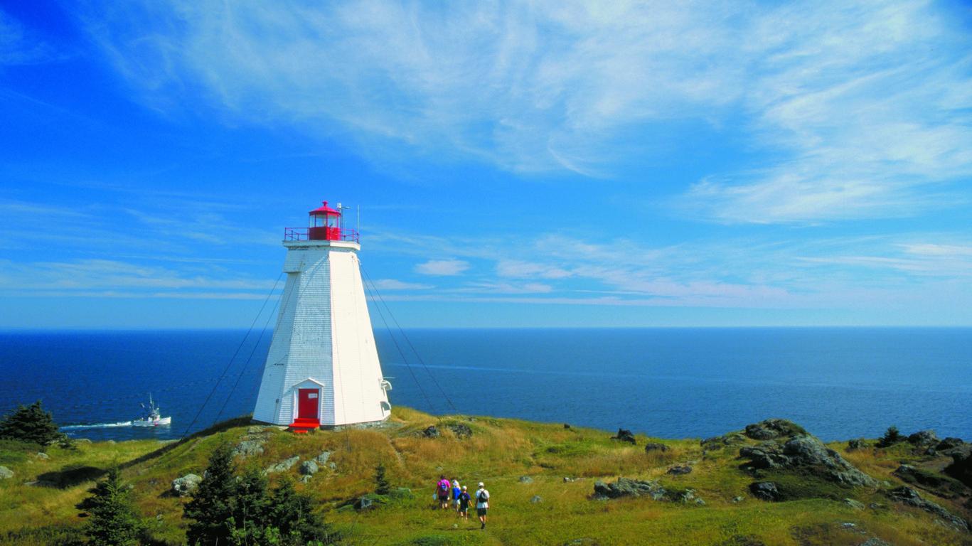 Voyage organisé au Canada en été