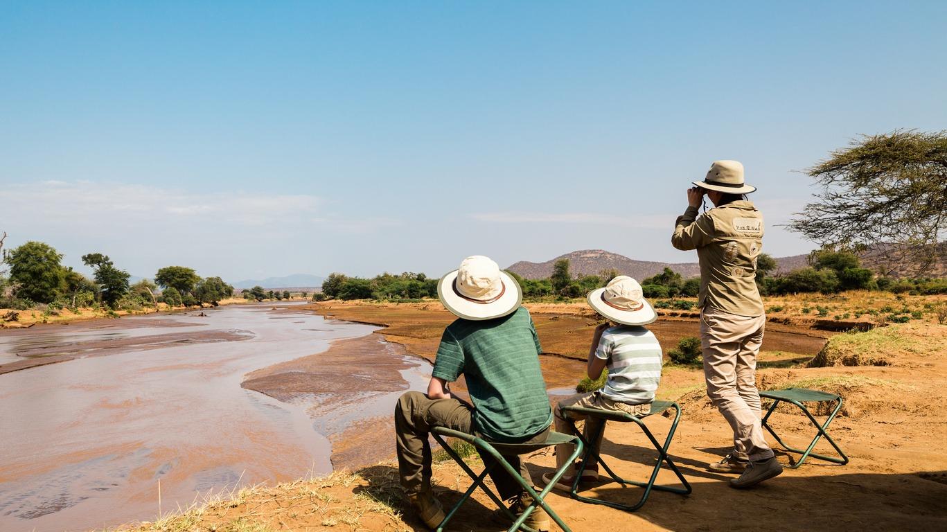 Voyages en famille en Afrique
