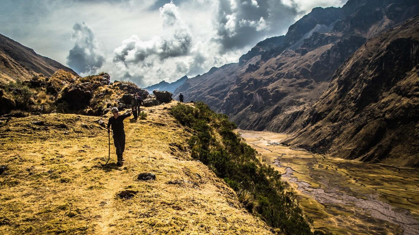 Voyage en trek au Pérou