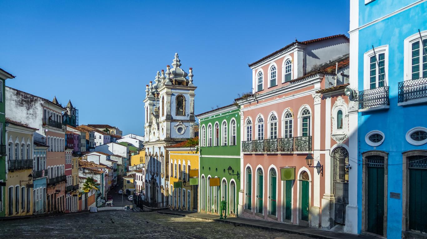 Voyage à Bahia