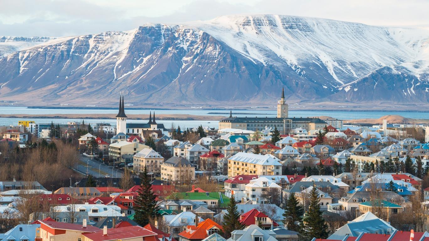 Réveillon du Nouvel An en Islande