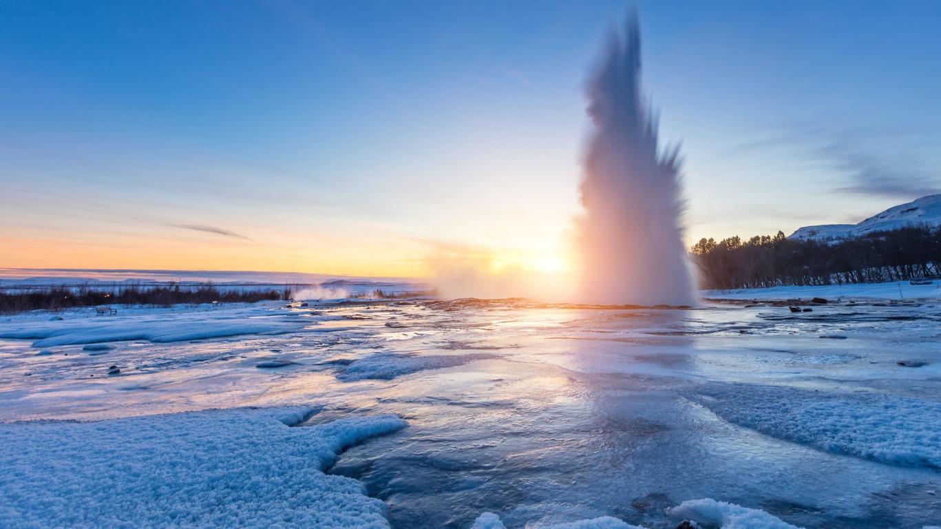 Voyage au Cercle d'Or et Reykjavik