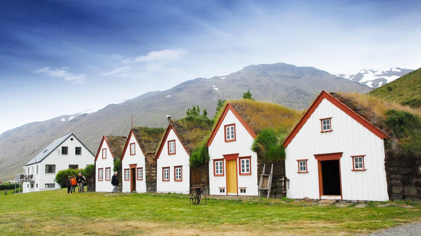 Voyage à Akureyri