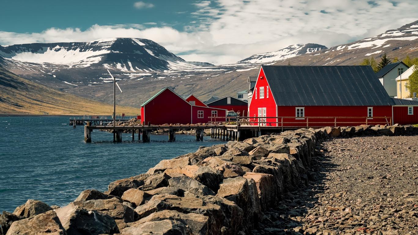 Circuit accompagné en Islande