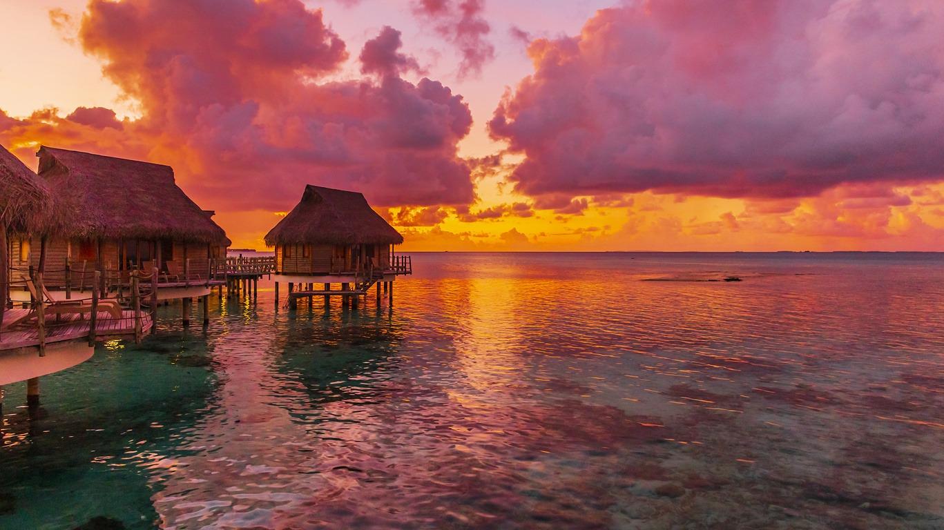 Séjours privés en Polynésie