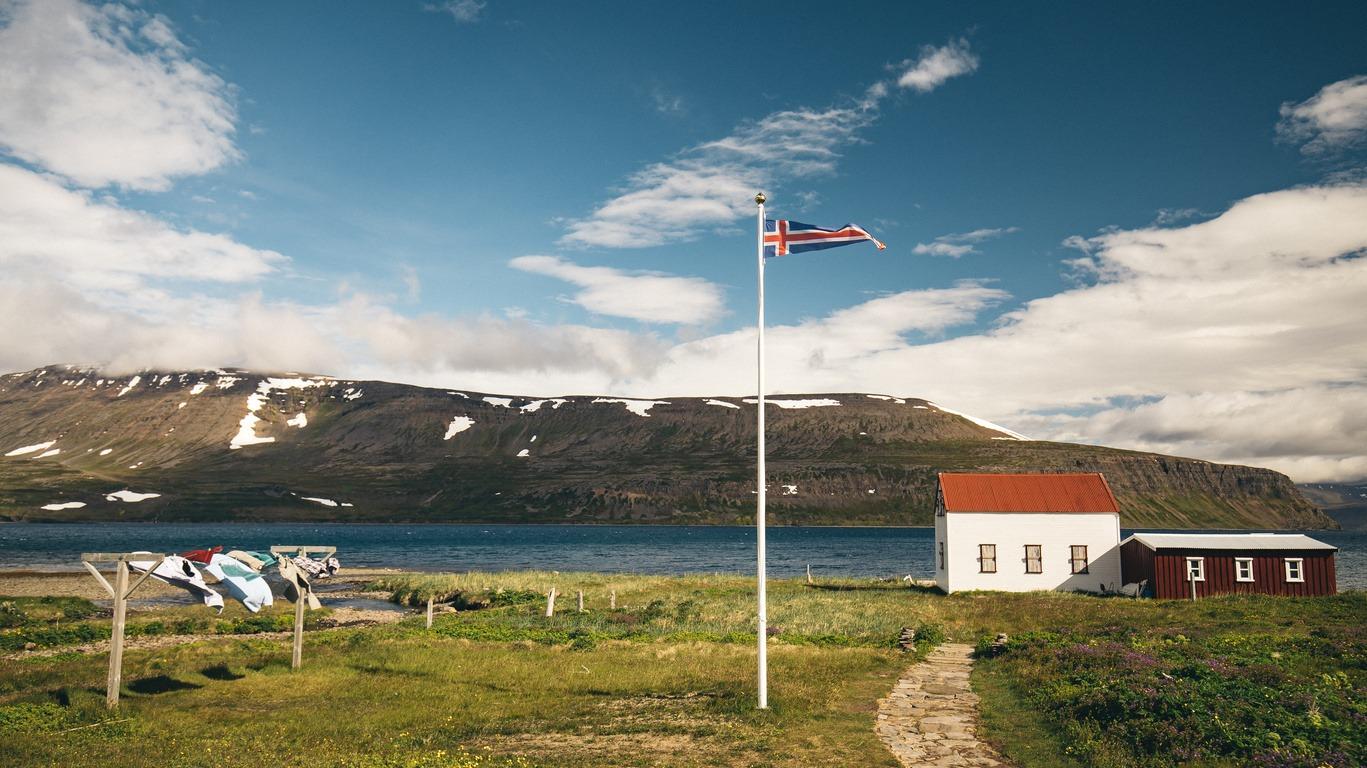 Voyage en été en Islande