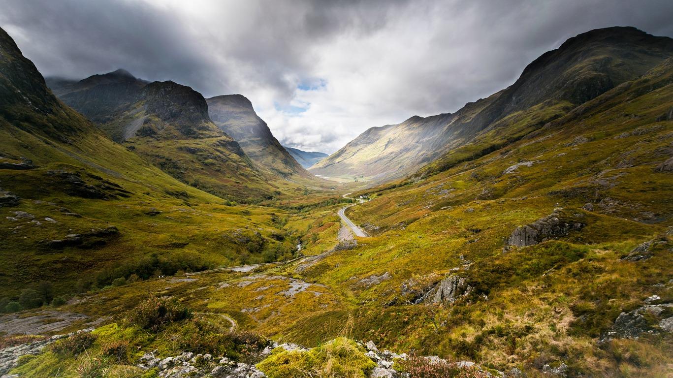 Highlands en Ecosse