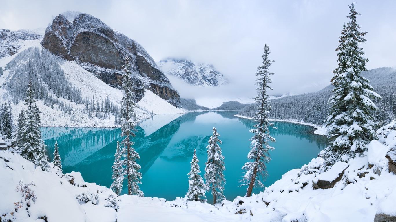 Voyages en hiver au Canada