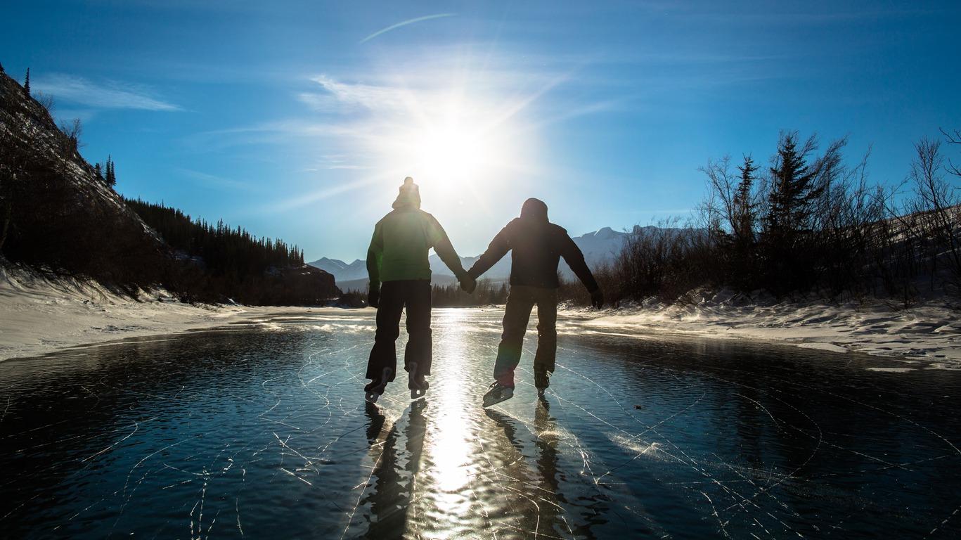 Voyage multi-activités en hiver au Canada