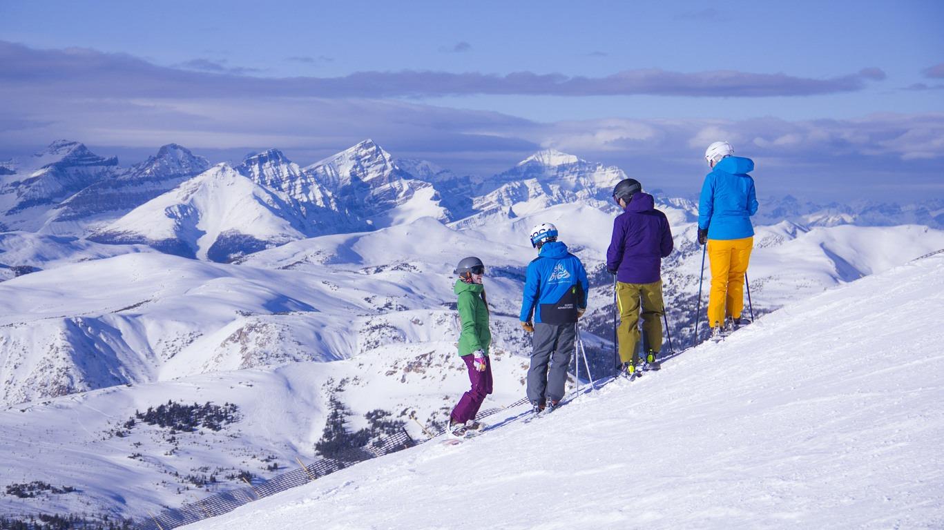 Séjours Ski au Canada