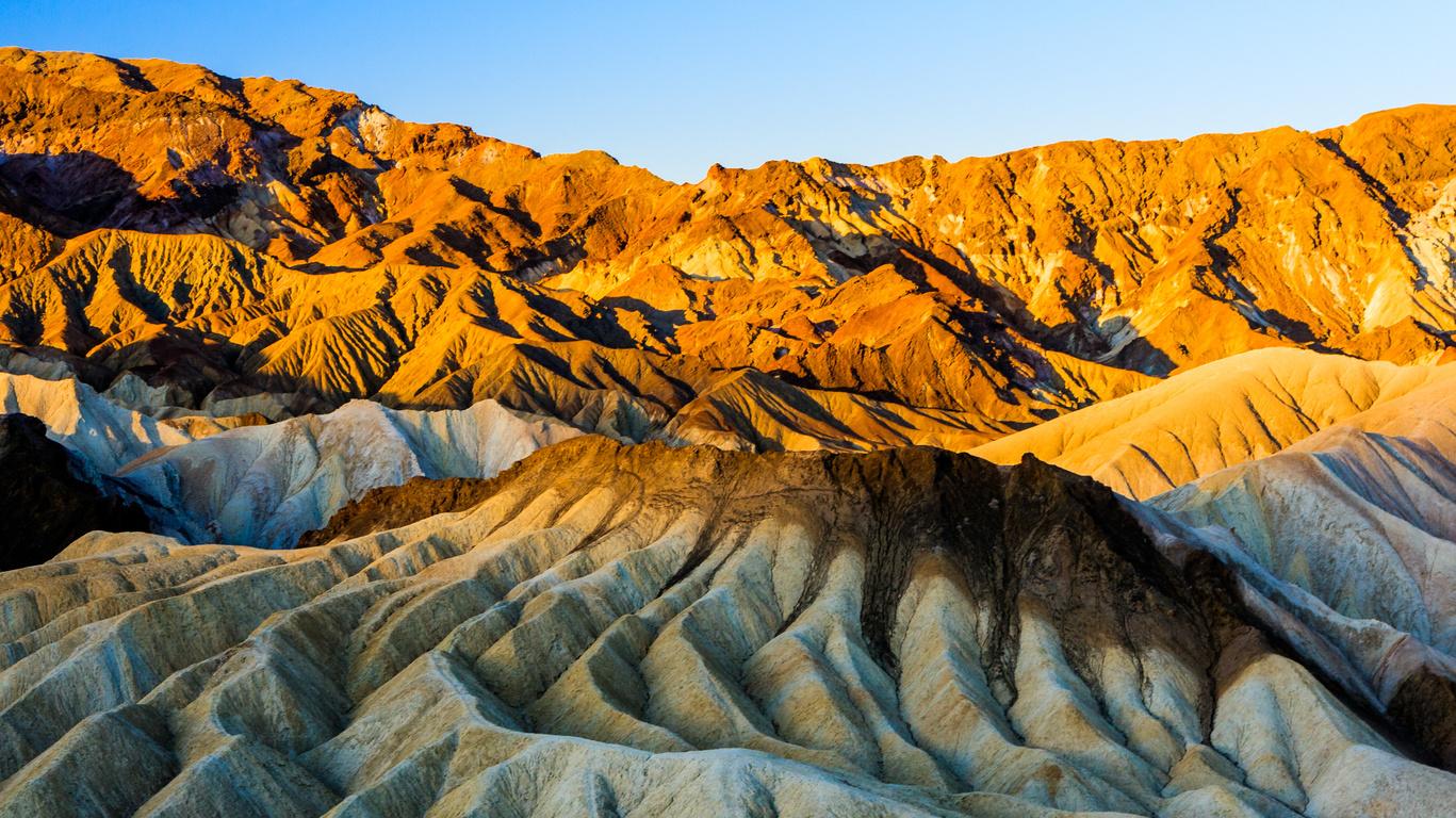 Voyage à Death Valley