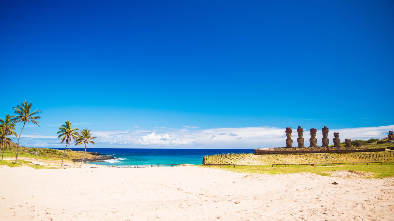 Voyage sur l'Île de Pâques (Rapa Nui)