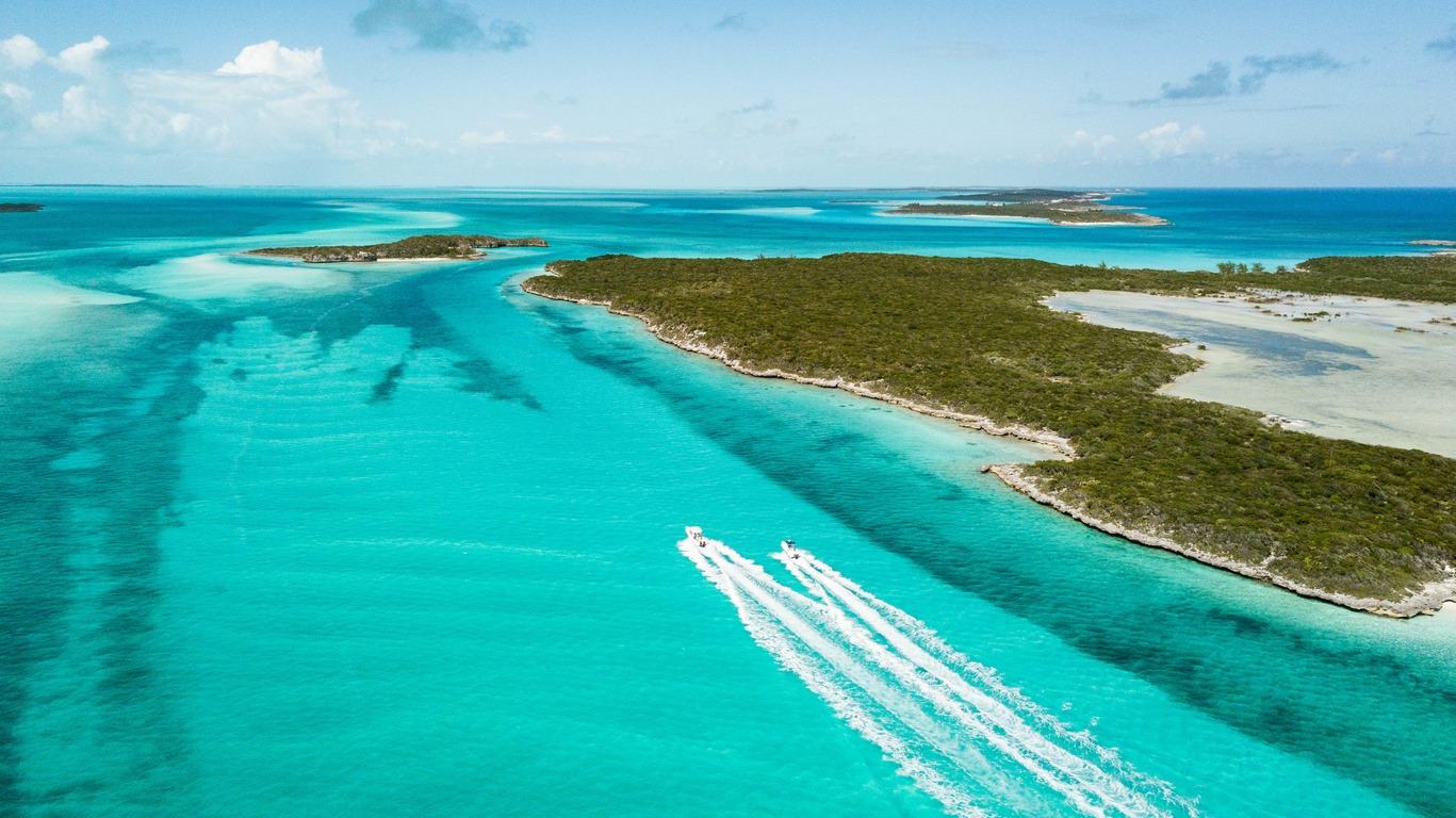 Voyage aux Bahamas