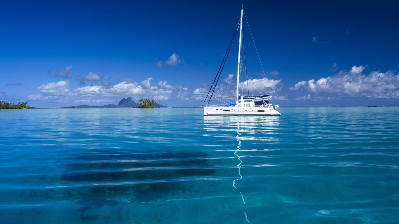 Croisières en Polynésie