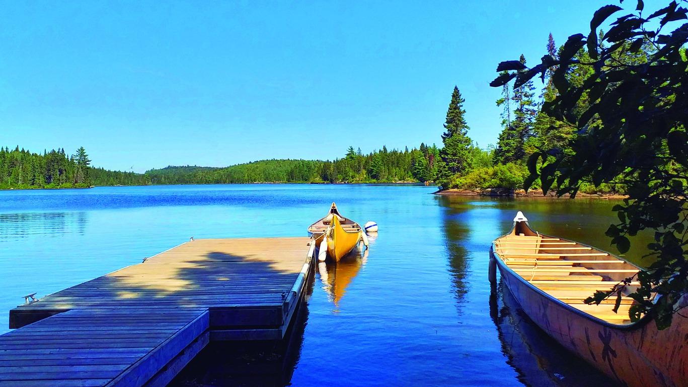 Voyage dans l'Est du Canada en été