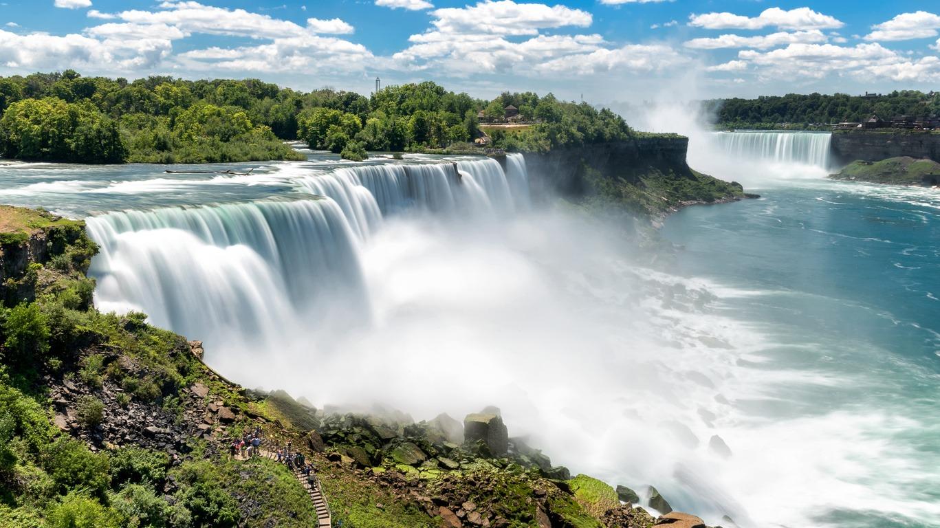 Voyage aux Chutes du Niagara
