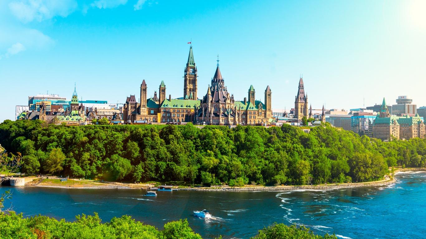Voyage à Ottawa
