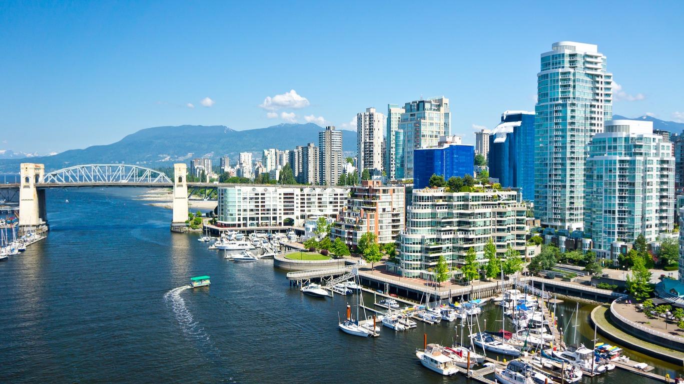 Voyage à Vancouver