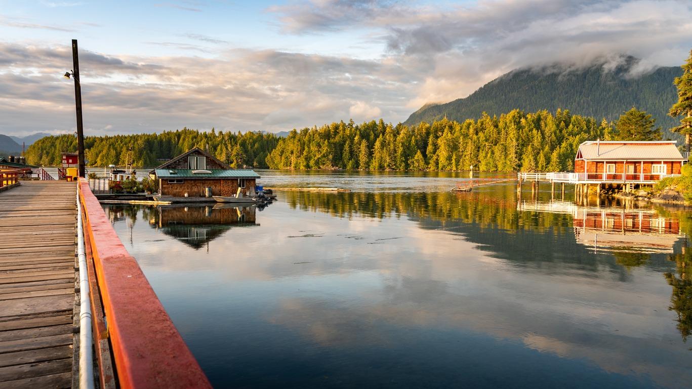 Voyage dans l'Ile de Vancouver