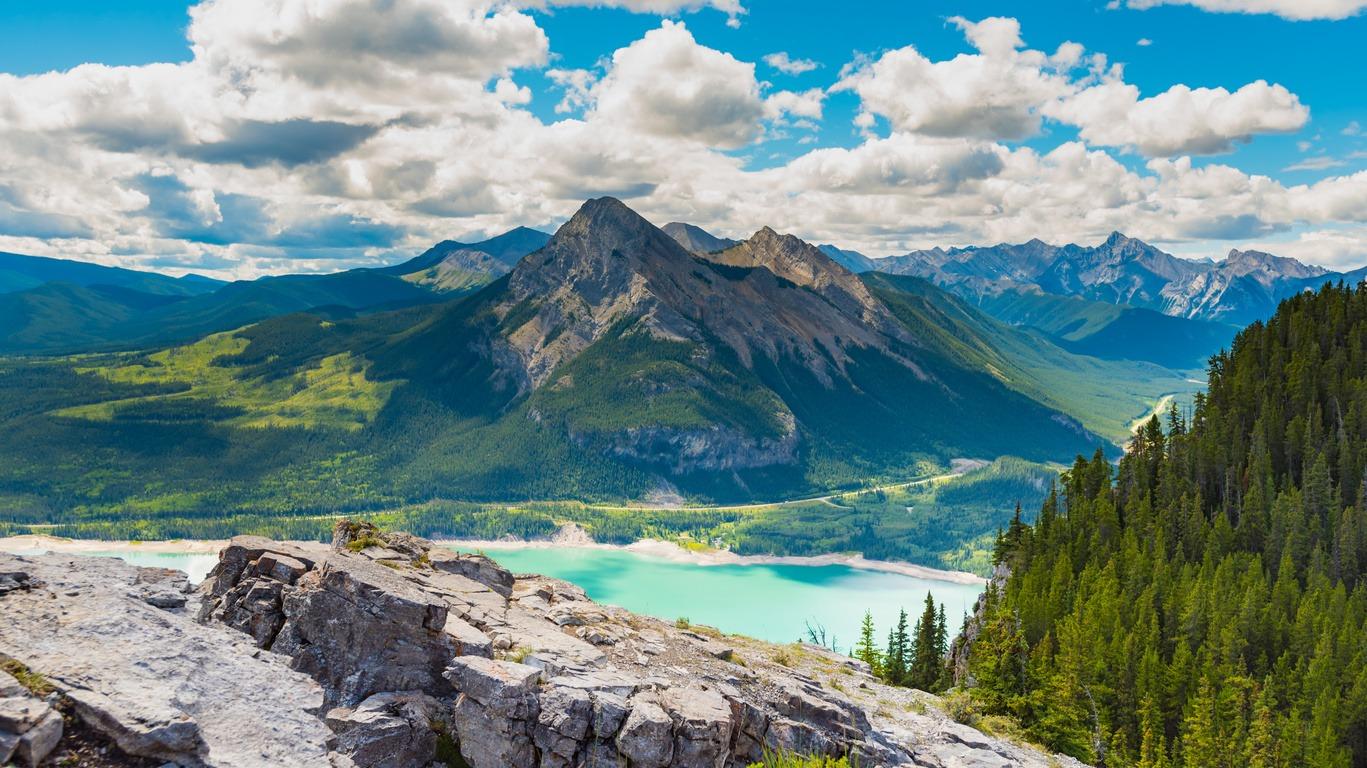 Voyages en Alberta