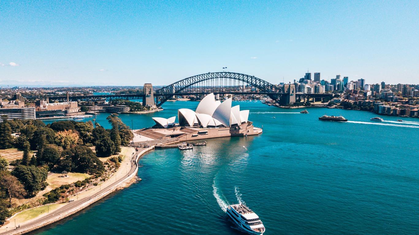 Voyage à Sydney