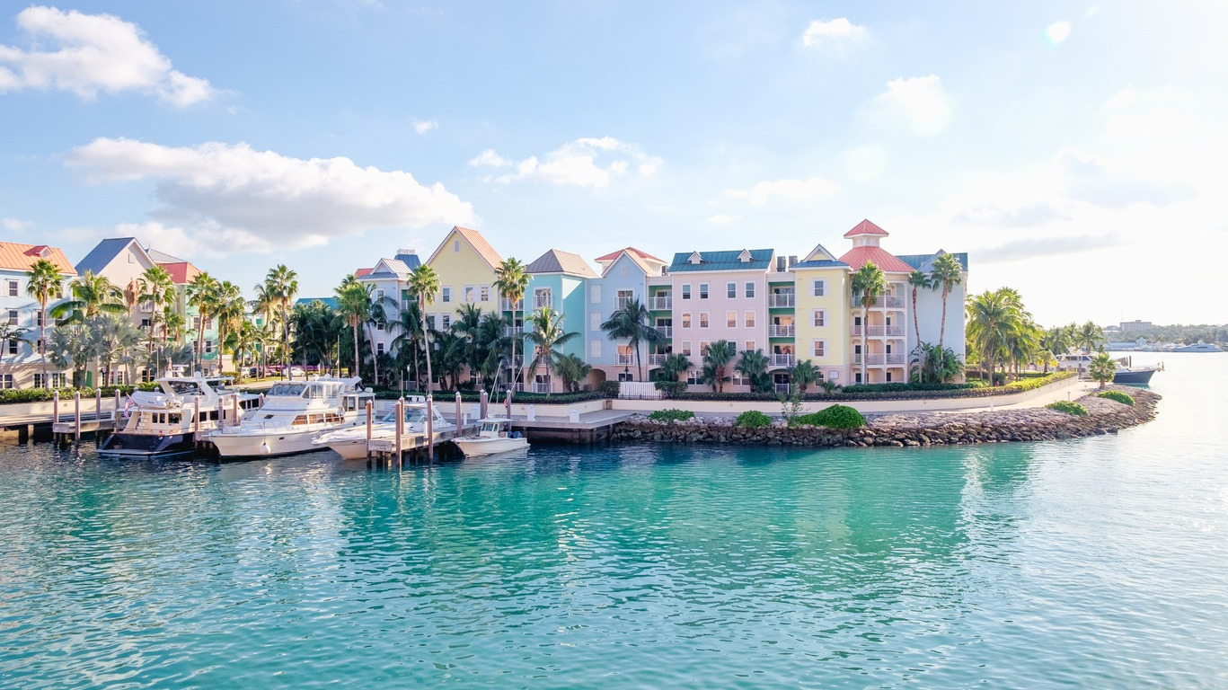 Voyage à Nassau