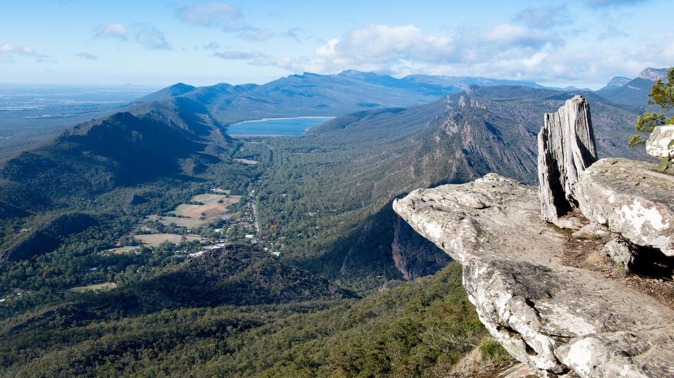Voyage en Victoria (Australie)
